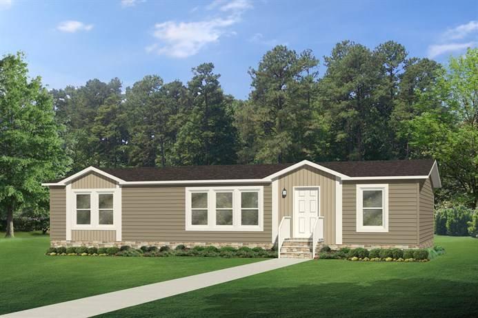Clayton Highland Park Brigadier Homes Waco Inc