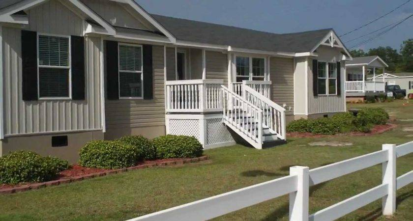 Clayton Homes Double Wide Sized Modular Home Florence