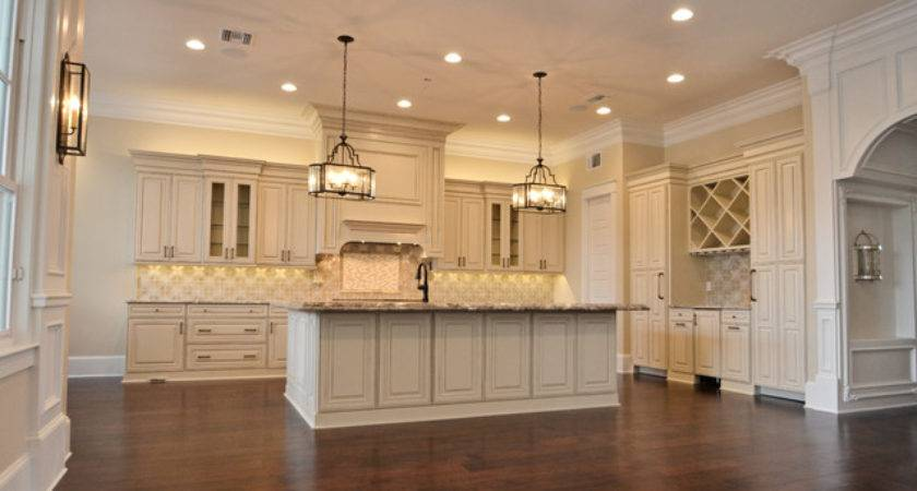 Clayton Homes Lakeview Project Traditional Kitchen