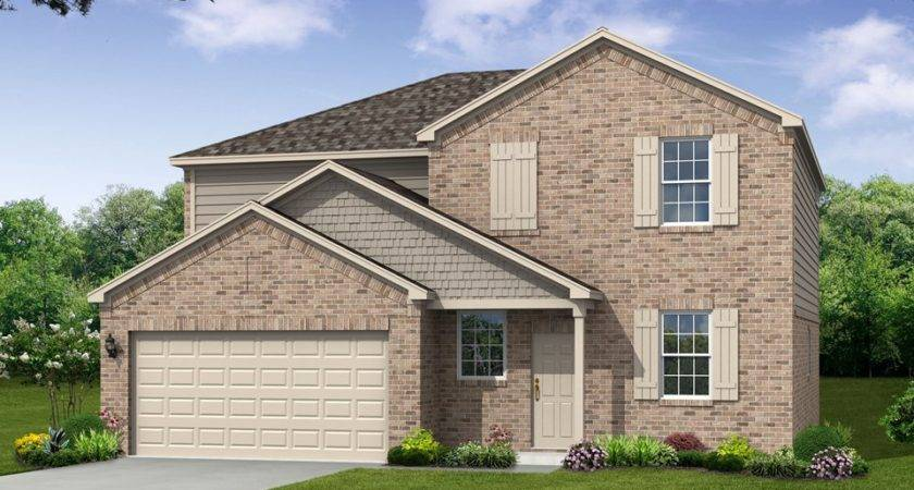 Clayton New Home Features Richmond Centex Builders