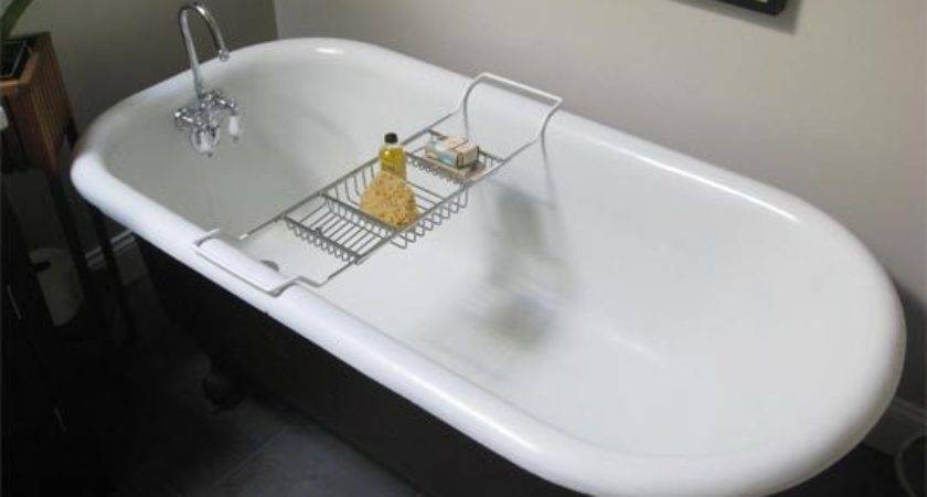 Clean Porcelain Bathtub Sink Bathroom Solution