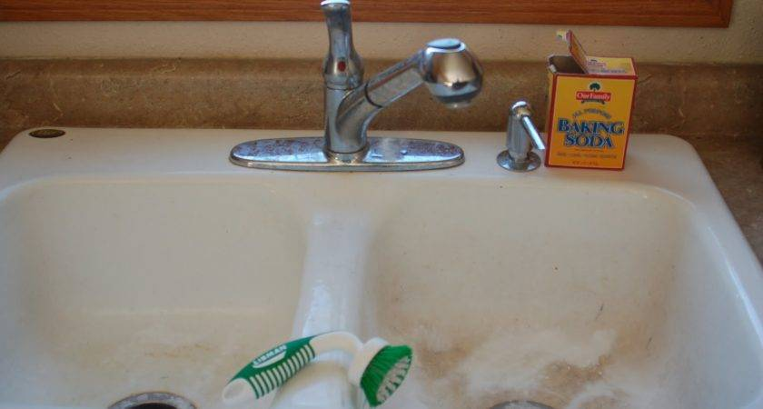 Clean Porcelain Sinks Without Bleach Simplify