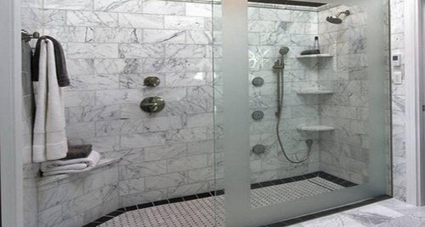 Clean Shower Bath Room Custom