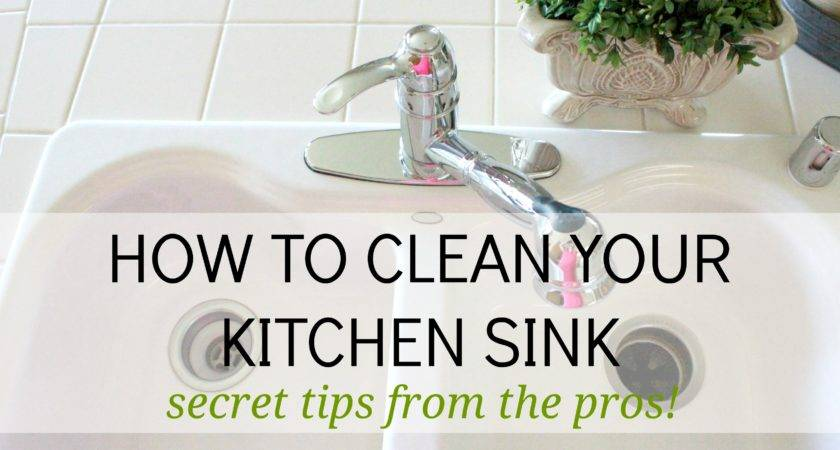 Clean Your Sink