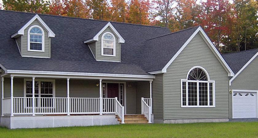 Coastline Homes Maine Modular Manufactured Home Dealer