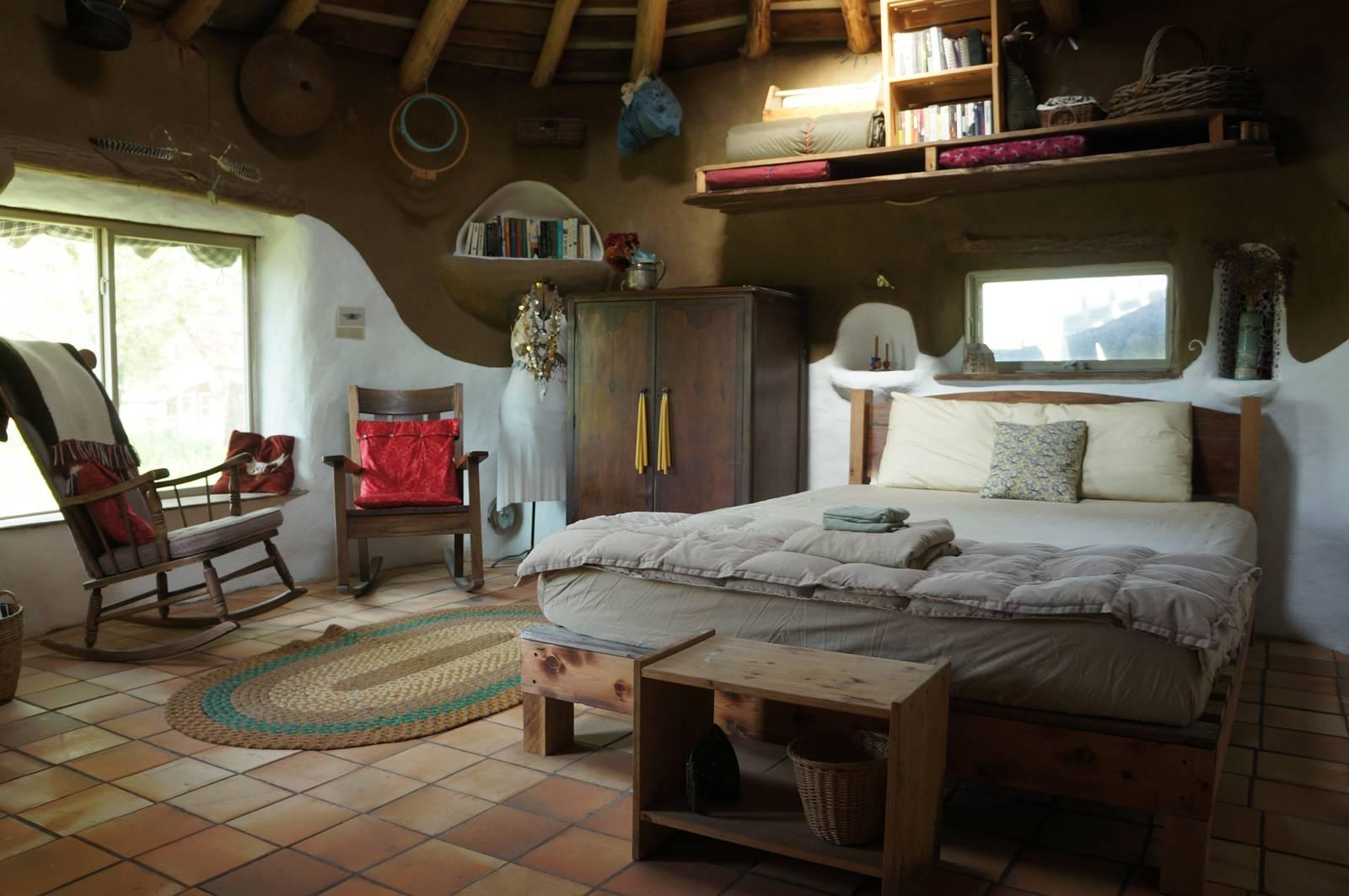 Cob House Interior Design Houses