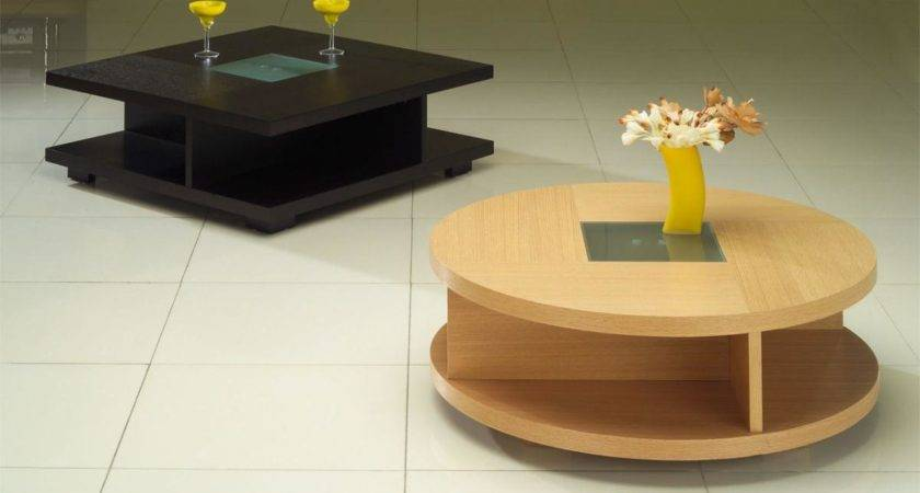 Coffee Tables Small Spaces