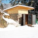 Collapsing Stone Wall Shed Restored Into Tiny Retreat Humble Homes