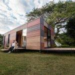Colombian Architects Build Modular Homes Isolated Areas Ohhword