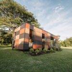 Colombian Architects Build Modular Homes Isolated Areas