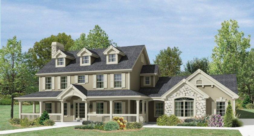 Colonial House Plan Alp Chatham Design Group Plans