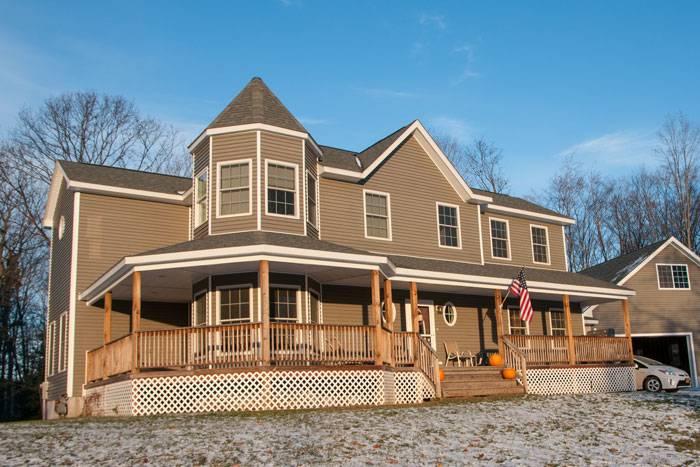 Colonial Modular Home Fulton