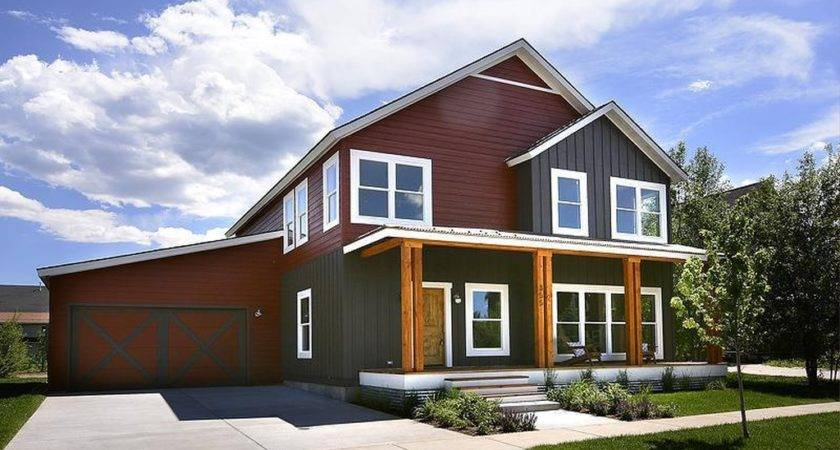 Colorado Modular Homes Exterior
