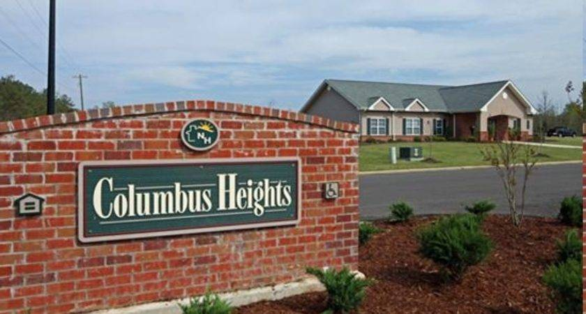 Columbus Heights Apartments