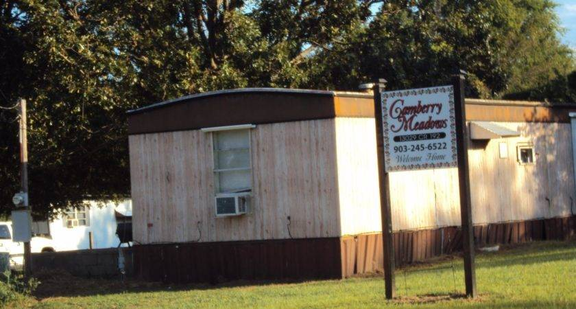 Commercial Sale Texas Smith County Tyler Mobile Home Park