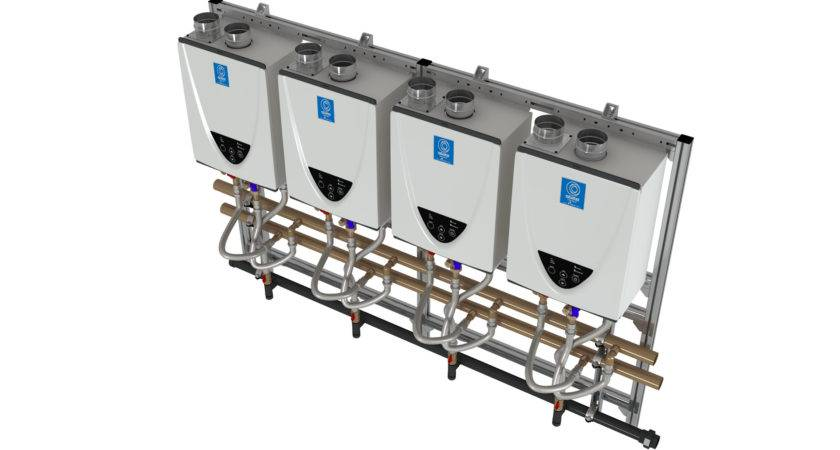 Commercial State Hot Water Heater Systems