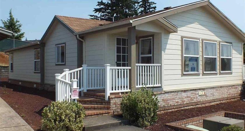 Community Living Manufactured Home Salem Oregon