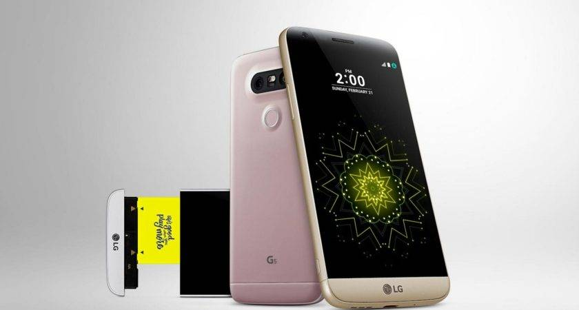 Company First Modular Smartphone Sort
