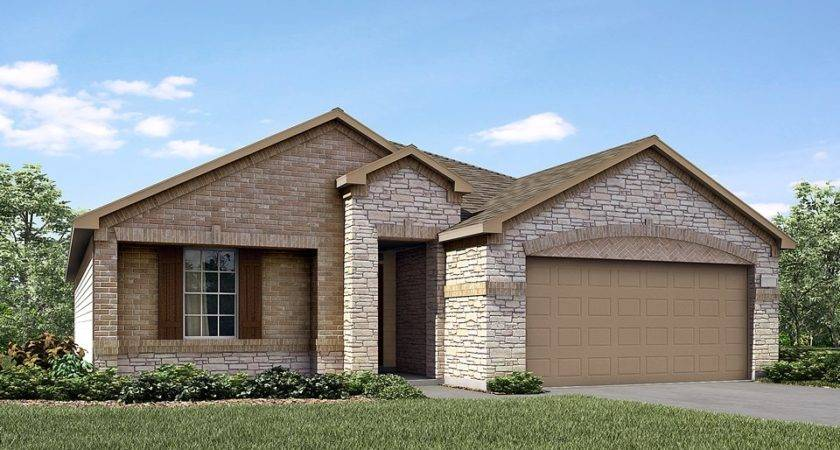 Compton New Home Features Temple Centex Builders Alta