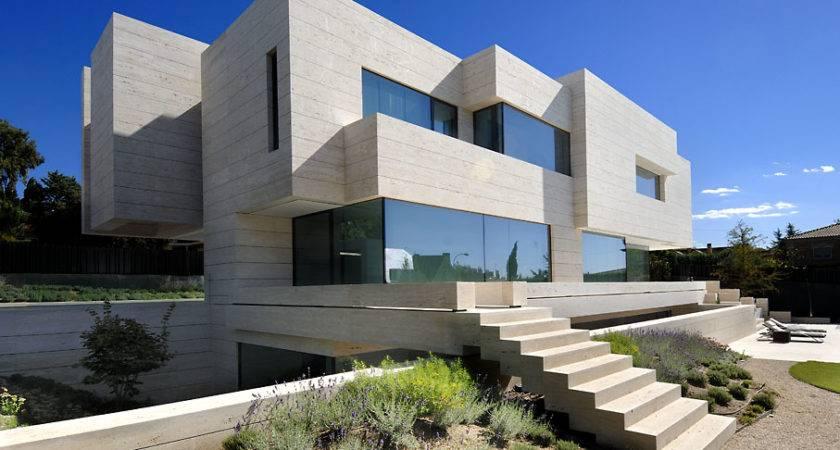 Concept House Las Rozas Design Cero Architects Home