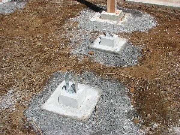 Concrete Deck Piers Precast