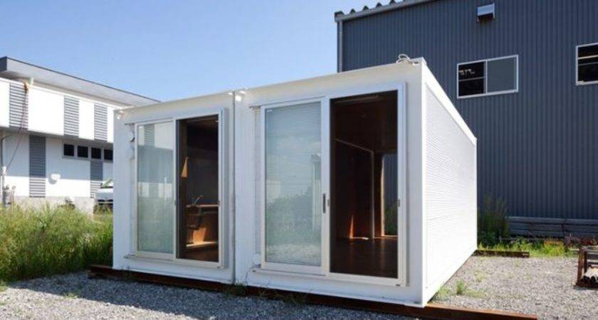 Container Houses Make Sense Disaster Relief Housing Treehugger