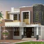 Contemporary Home Kerala Design Floor Plans