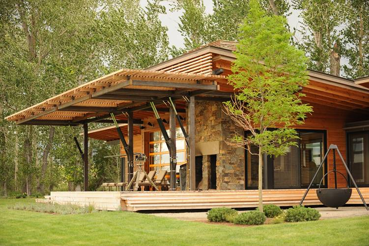 Contemporary Prefab Home Montana Modern Modular Homes
