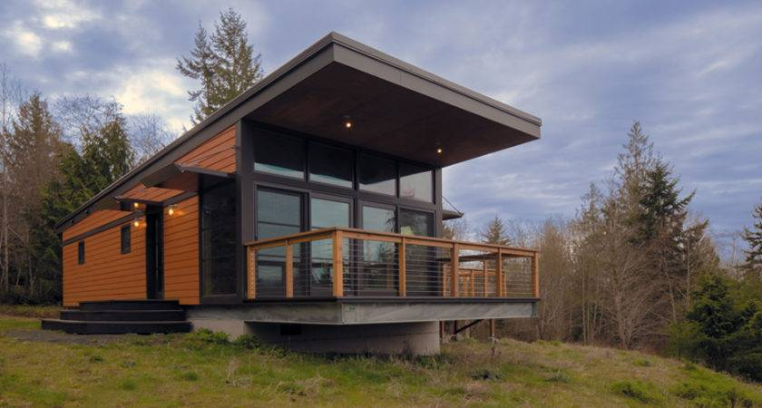 Contemporary Prefab Modular Homes