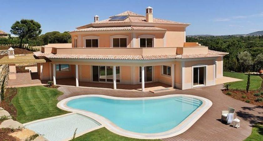 Contemporary Villas Sale Portugal Minimalist Algarve