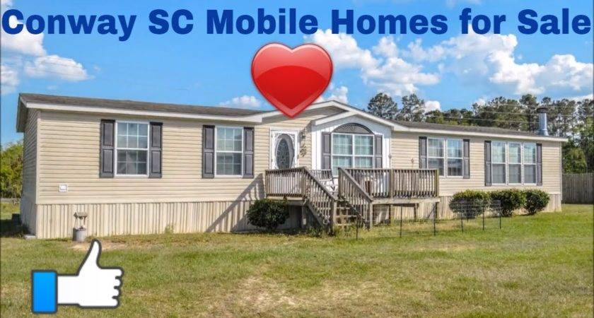 Conway Mobile Homes Sale Youtube