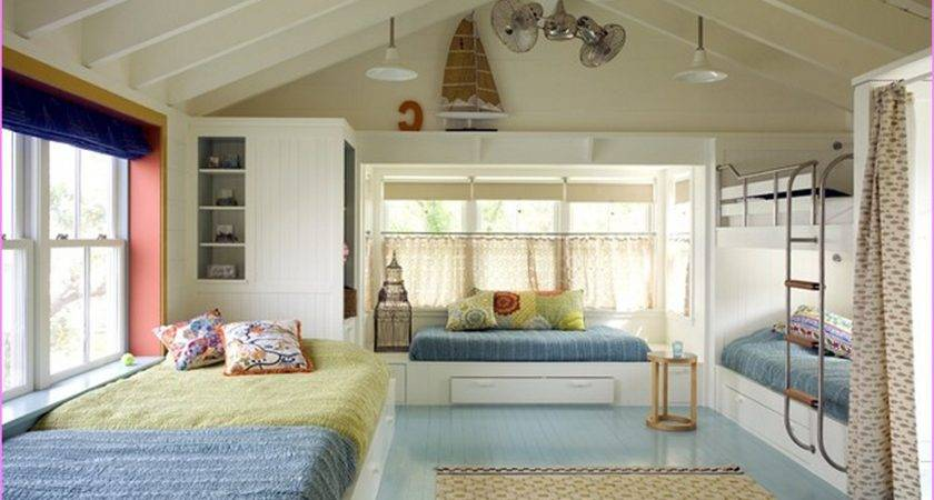 Cool Bunk Beds Small Rooms