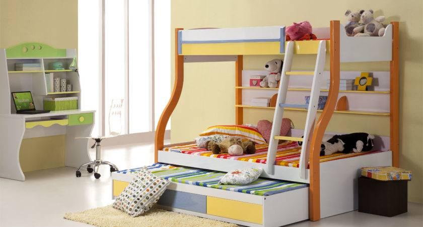 Cool Kids Bunk Beds Bedroom Furniture Sets