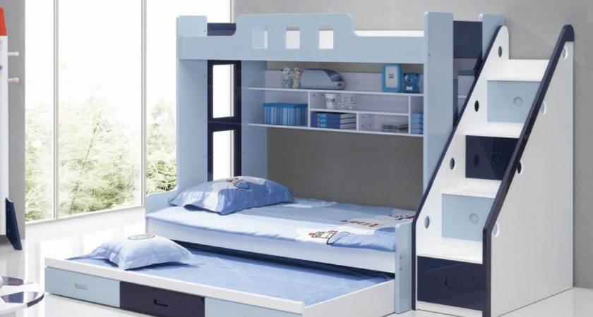 Cool Modern Children Bunk Beds Kids Baby