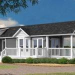 Cottage Modular Homes Lake Dreamin House