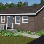 Cottage Redwood Floor Plan Lakewood Custom Homes