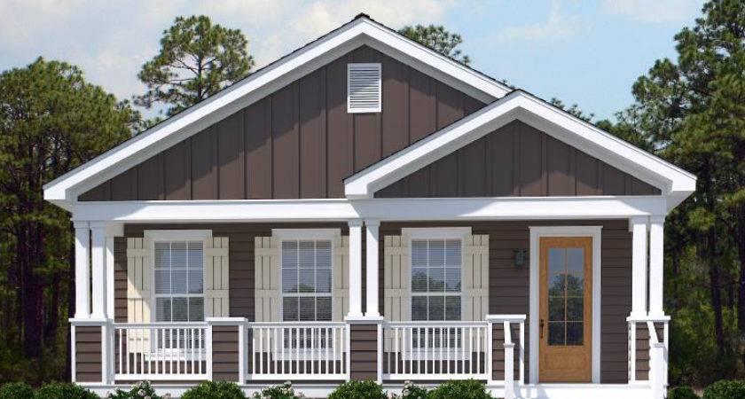 Cottage Series Franklin Homes