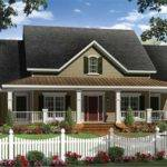 Country Home Plan Hpg Old World Builders