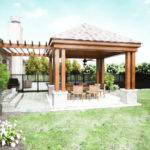 Covered Patio Company Dayton Cover Designs Columbus Two