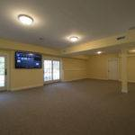 Coyle Modular Homes Finished Basement