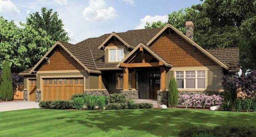 Craftsman Style House Plans Photos