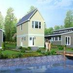 Craftsman Style Modular Homes Michigan Cottage