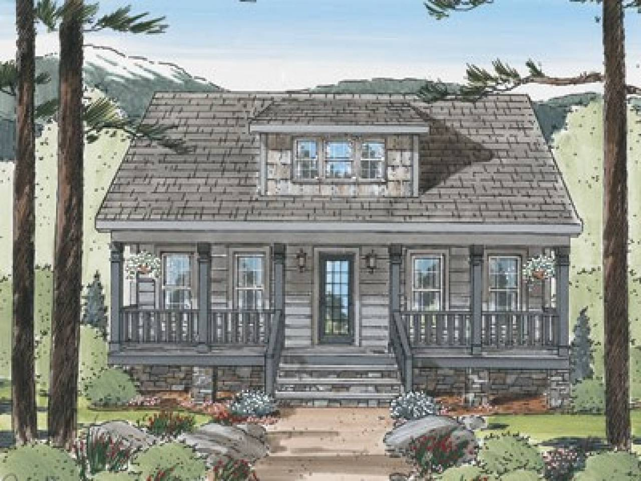 Craftsman Style Modular Homes Ranch