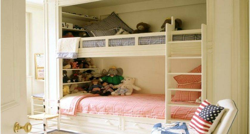Creative Bunk Beds Small Spaces Home Design Remodeling Ideas