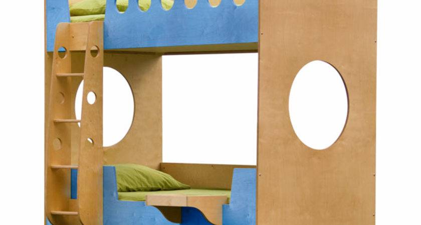 Creative Bunk Beds Small Spaces