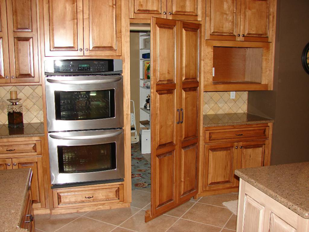 Creative Concepts Ideas Home Design Kitchen Pantry Cabinets