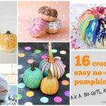 Creative Easy Carve Pumpkin Decorating Ideas Guts All