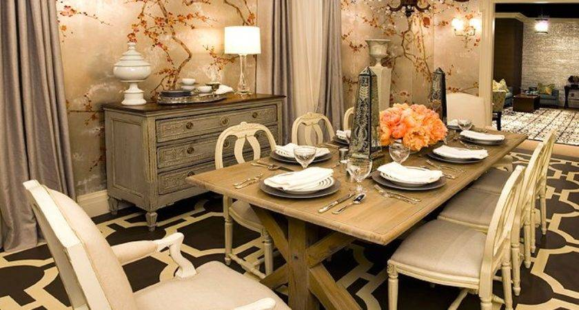 Creative Ideas Decorate Your Dining Room Table Nice Home Decor