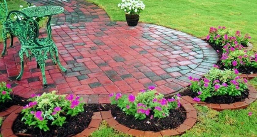 Creative Patio Garden Landscaping Idea Gates Pinterest