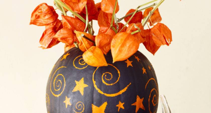 Creative Ways Decorate Pumpkins